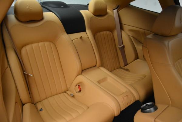 Used 2008 Ferrari 612 Scaglietti OTO for sale Sold at Bugatti of Greenwich in Greenwich CT 06830 21