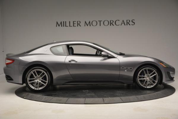 Used 2016 Maserati GranTurismo Sport for sale Sold at Bugatti of Greenwich in Greenwich CT 06830 10