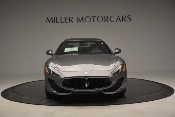 Used 2016 Maserati GranTurismo Sport for sale Sold at Bugatti of Greenwich in Greenwich CT 06830 13