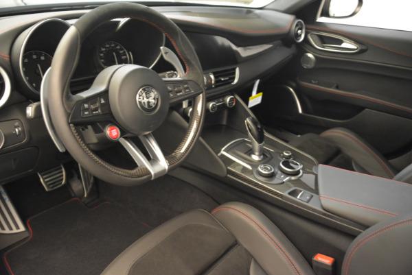 New 2018 Alfa Romeo Giulia Quadrifoglio for sale Sold at Bugatti of Greenwich in Greenwich CT 06830 15