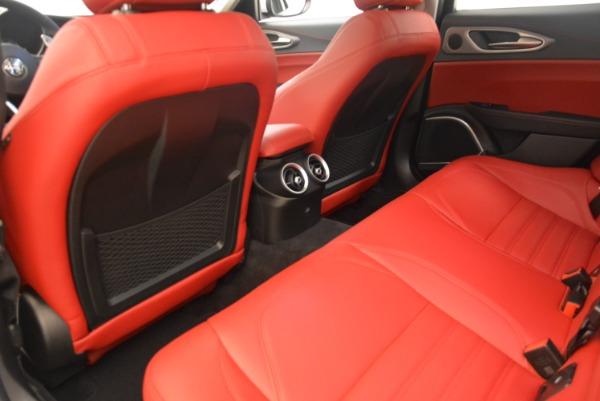 New 2018 Alfa Romeo Giulia Ti Sport Q4 for sale Sold at Bugatti of Greenwich in Greenwich CT 06830 5