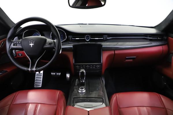 Used 2018 Maserati Quattroporte S Q4 GranSport for sale $67,900 at Bugatti of Greenwich in Greenwich CT 06830 16