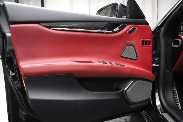 Used 2018 Maserati Quattroporte S Q4 GranSport for sale $67,900 at Bugatti of Greenwich in Greenwich CT 06830 17