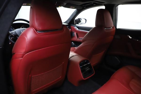 Used 2018 Maserati Quattroporte S Q4 GranSport for sale $67,900 at Bugatti of Greenwich in Greenwich CT 06830 20