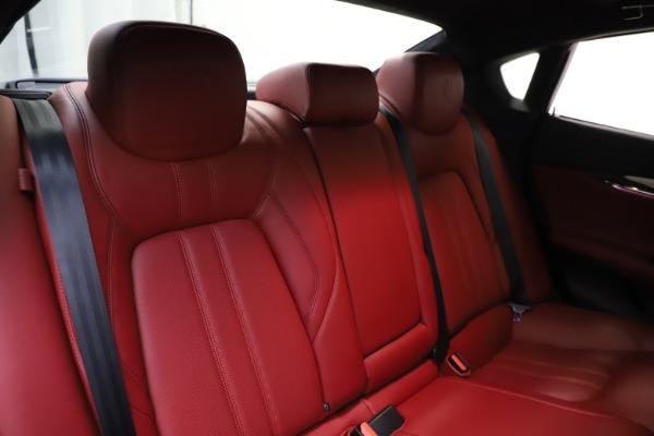 Used 2018 Maserati Quattroporte S Q4 GranSport for sale $67,900 at Bugatti of Greenwich in Greenwich CT 06830 26
