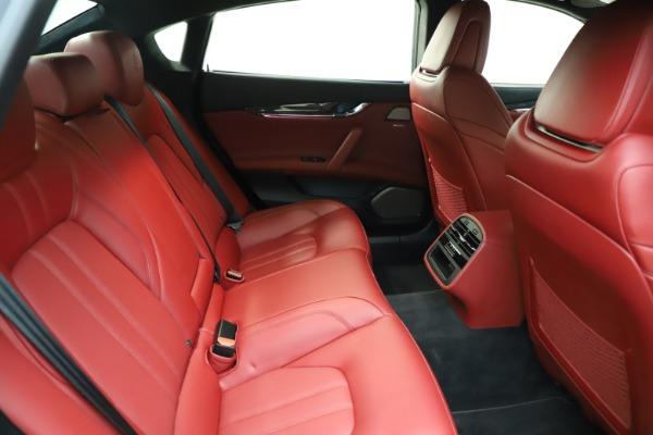 Used 2018 Maserati Quattroporte S Q4 GranSport for sale $67,900 at Bugatti of Greenwich in Greenwich CT 06830 27