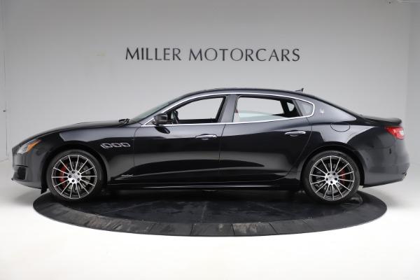 Used 2018 Maserati Quattroporte S Q4 GranSport for sale $67,900 at Bugatti of Greenwich in Greenwich CT 06830 3