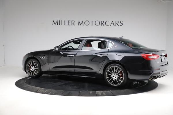 Used 2018 Maserati Quattroporte S Q4 GranSport for sale $67,900 at Bugatti of Greenwich in Greenwich CT 06830 4