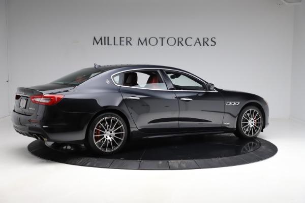 Used 2018 Maserati Quattroporte S Q4 GranSport for sale $67,900 at Bugatti of Greenwich in Greenwich CT 06830 8