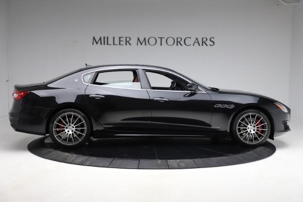 Used 2018 Maserati Quattroporte S Q4 GranSport for sale $67,900 at Bugatti of Greenwich in Greenwich CT 06830 9