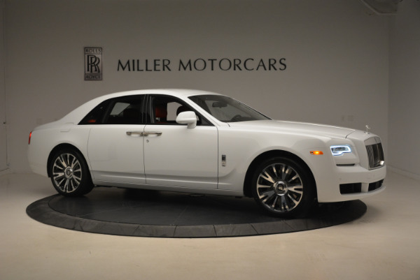 New 2018 Rolls-Royce Ghost for sale Sold at Bugatti of Greenwich in Greenwich CT 06830 10