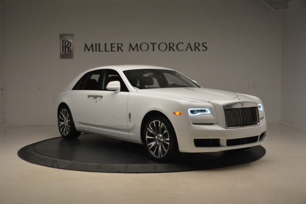 New 2018 Rolls-Royce Ghost for sale Sold at Bugatti of Greenwich in Greenwich CT 06830 11