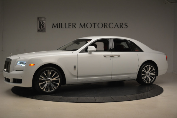 New 2018 Rolls-Royce Ghost for sale Sold at Bugatti of Greenwich in Greenwich CT 06830 2