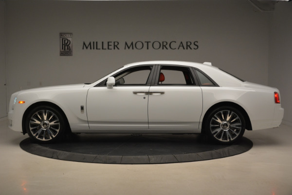 New 2018 Rolls-Royce Ghost for sale Sold at Bugatti of Greenwich in Greenwich CT 06830 3