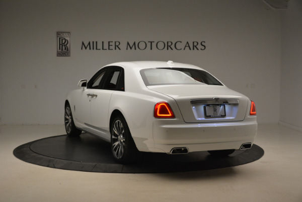 New 2018 Rolls-Royce Ghost for sale Sold at Bugatti of Greenwich in Greenwich CT 06830 5
