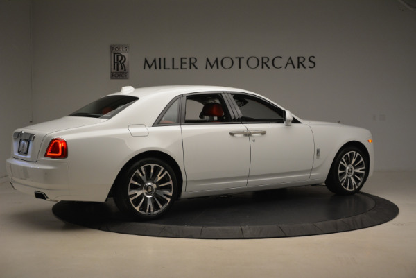 New 2018 Rolls-Royce Ghost for sale Sold at Bugatti of Greenwich in Greenwich CT 06830 8