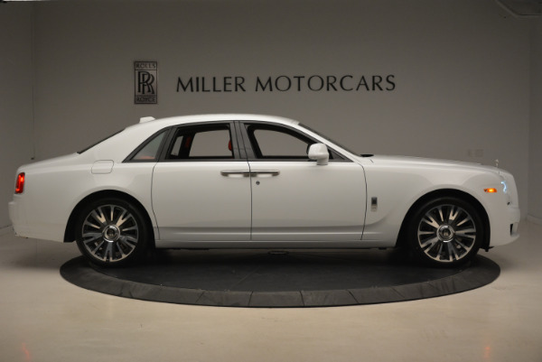 New 2018 Rolls-Royce Ghost for sale Sold at Bugatti of Greenwich in Greenwich CT 06830 9