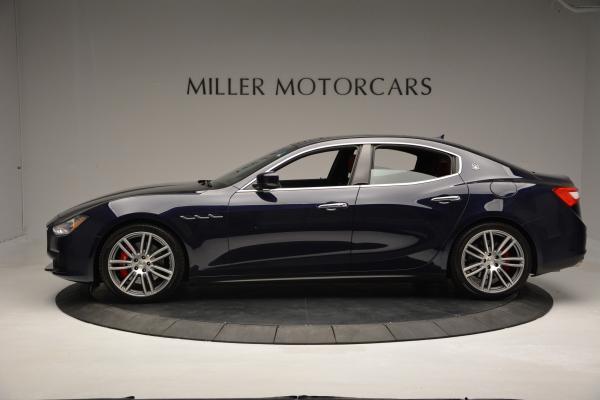 New 2016 Maserati Ghibli S Q4 for sale Sold at Bugatti of Greenwich in Greenwich CT 06830 3