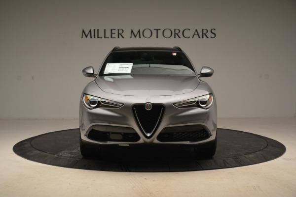 New 2018 Alfa Romeo Stelvio Ti Sport Q4 for sale Sold at Bugatti of Greenwich in Greenwich CT 06830 12