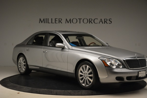 Used 2004 Maybach 57 for sale Sold at Bugatti of Greenwich in Greenwich CT 06830 10