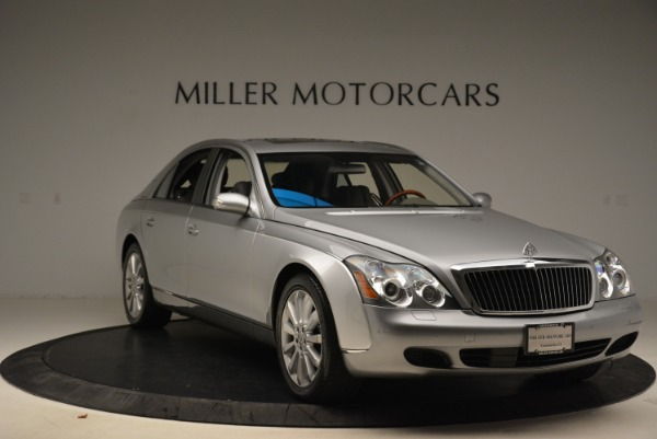 Used 2004 Maybach 57 for sale Sold at Bugatti of Greenwich in Greenwich CT 06830 11