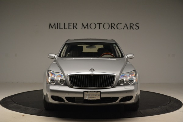 Used 2004 Maybach 57 for sale Sold at Bugatti of Greenwich in Greenwich CT 06830 12