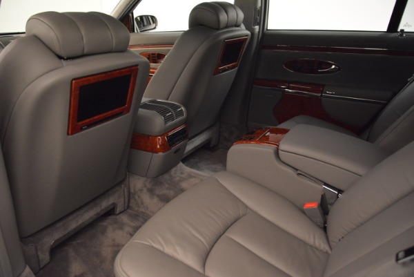 Used 2004 Maybach 57 for sale Sold at Bugatti of Greenwich in Greenwich CT 06830 19