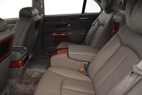 Used 2004 Maybach 57 for sale Sold at Bugatti of Greenwich in Greenwich CT 06830 20