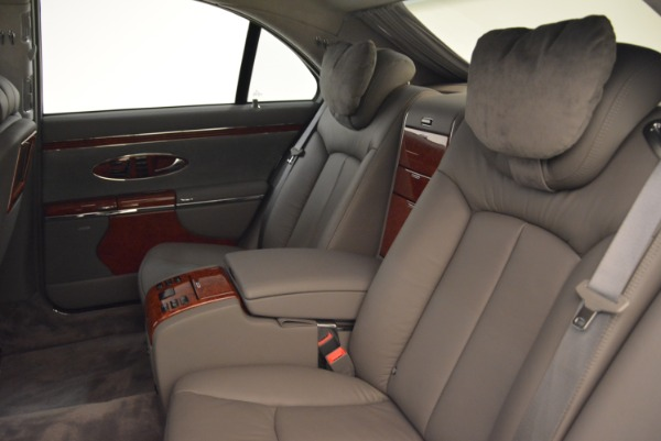 Used 2004 Maybach 57 for sale Sold at Bugatti of Greenwich in Greenwich CT 06830 21