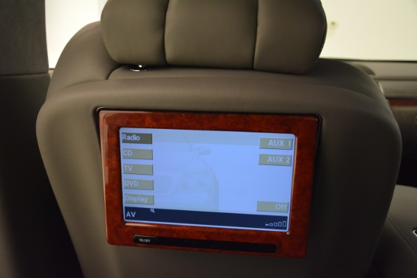 Used 2004 Maybach 57 for sale Sold at Bugatti of Greenwich in Greenwich CT 06830 22