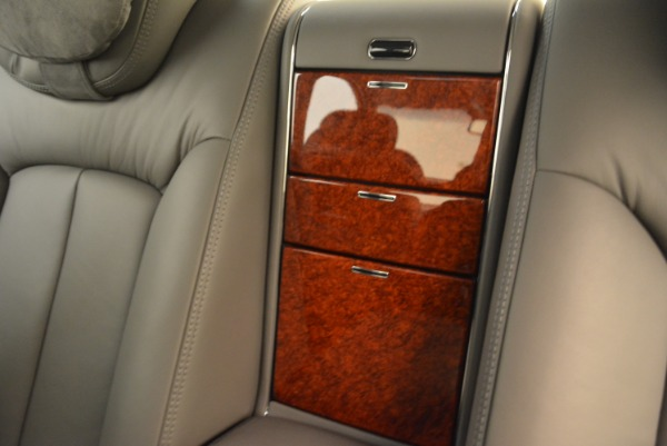 Used 2004 Maybach 57 for sale Sold at Bugatti of Greenwich in Greenwich CT 06830 24