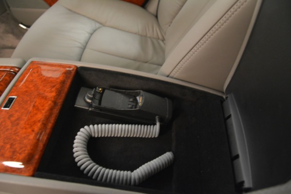 Used 2004 Maybach 57 for sale Sold at Bugatti of Greenwich in Greenwich CT 06830 25