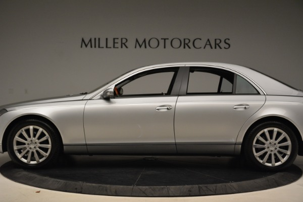 Used 2004 Maybach 57 for sale Sold at Bugatti of Greenwich in Greenwich CT 06830 3