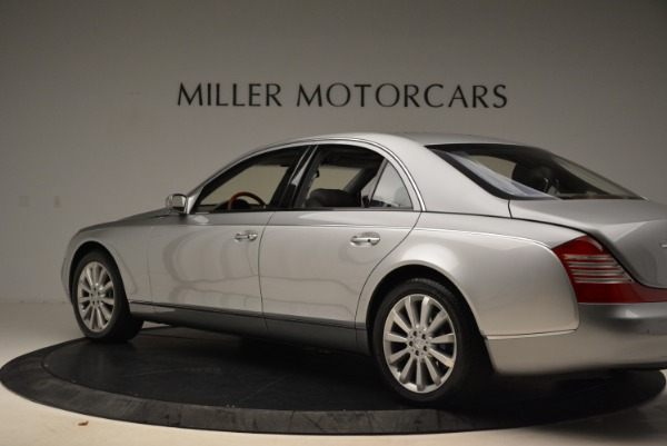 Used 2004 Maybach 57 for sale Sold at Bugatti of Greenwich in Greenwich CT 06830 4