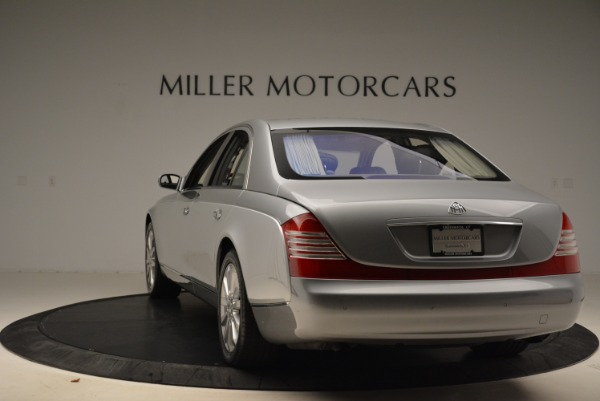 Used 2004 Maybach 57 for sale Sold at Bugatti of Greenwich in Greenwich CT 06830 5