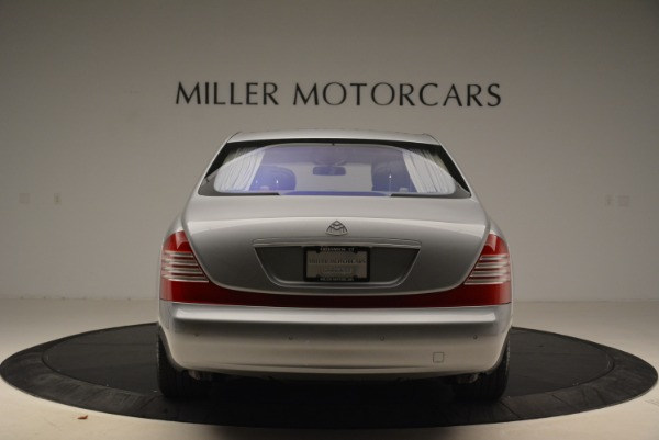 Used 2004 Maybach 57 for sale Sold at Bugatti of Greenwich in Greenwich CT 06830 6