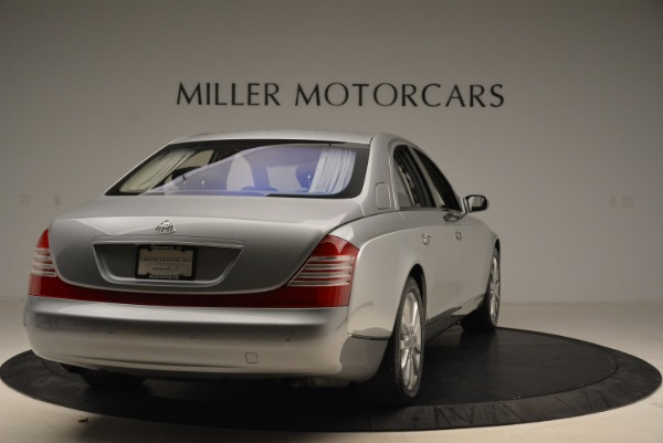 Used 2004 Maybach 57 for sale Sold at Bugatti of Greenwich in Greenwich CT 06830 7