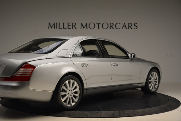 Used 2004 Maybach 57 for sale Sold at Bugatti of Greenwich in Greenwich CT 06830 8
