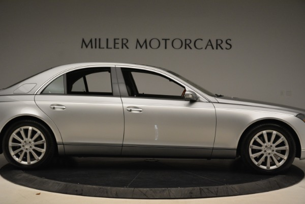 Used 2004 Maybach 57 for sale Sold at Bugatti of Greenwich in Greenwich CT 06830 9
