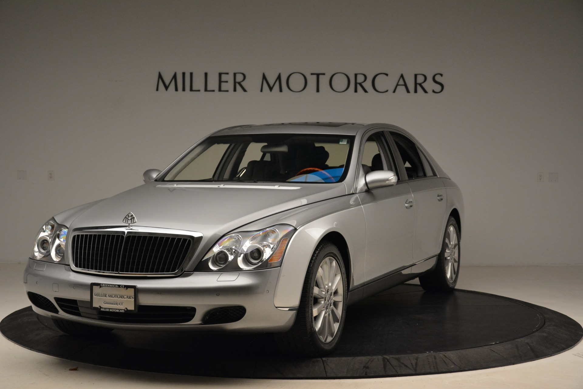 Used 2004 Maybach 57 for sale Sold at Bugatti of Greenwich in Greenwich CT 06830 1