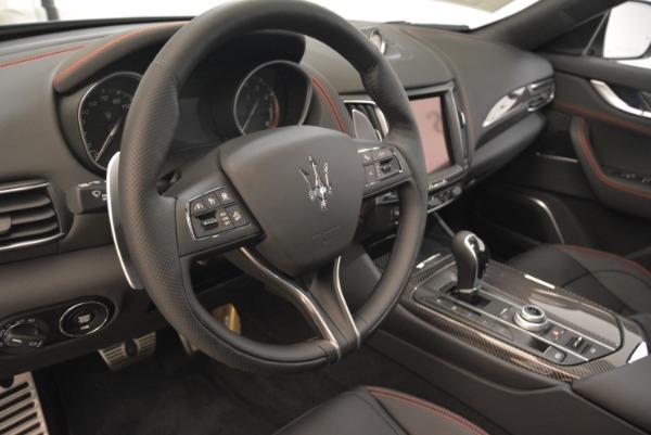 New 2018 Maserati Levante Q4 GranSport for sale Sold at Bugatti of Greenwich in Greenwich CT 06830 16