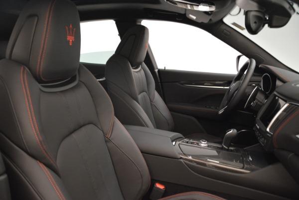 New 2018 Maserati Levante Q4 GranSport for sale Sold at Bugatti of Greenwich in Greenwich CT 06830 23