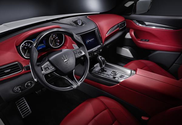 New 2017 Maserati Levante for sale Sold at Bugatti of Greenwich in Greenwich CT 06830 10
