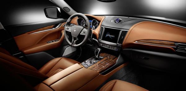 New 2017 Maserati Levante for sale Sold at Bugatti of Greenwich in Greenwich CT 06830 7