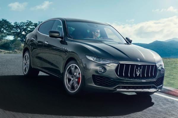 New 2017 Maserati Levante for sale Sold at Bugatti of Greenwich in Greenwich CT 06830 1