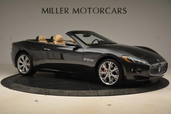 Used 2013 Maserati GranTurismo Convertible for sale Sold at Bugatti of Greenwich in Greenwich CT 06830 10