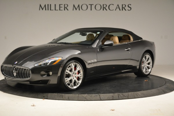 Used 2013 Maserati GranTurismo Convertible for sale Sold at Bugatti of Greenwich in Greenwich CT 06830 14