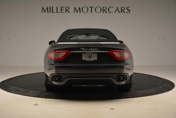 Used 2013 Maserati GranTurismo Convertible for sale Sold at Bugatti of Greenwich in Greenwich CT 06830 18