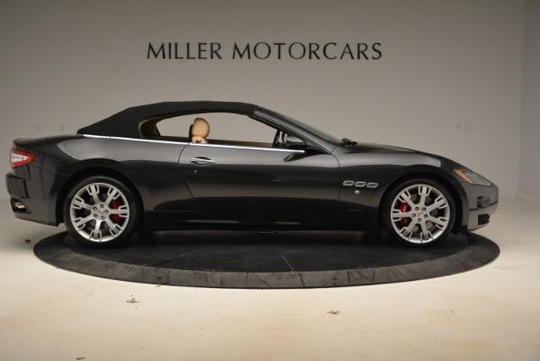 Used 2013 Maserati GranTurismo Convertible for sale Sold at Bugatti of Greenwich in Greenwich CT 06830 21