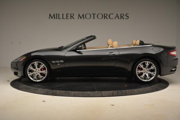 Used 2013 Maserati GranTurismo Convertible for sale Sold at Bugatti of Greenwich in Greenwich CT 06830 3